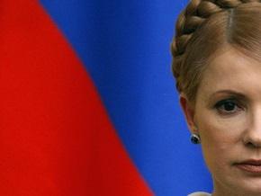 Исследование: Тимошенко стала самой упоминаемой среди иностранцев в российских СМИ