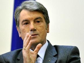 Ющенко призвал Россию выяснить все обстоятельства убийства украинца на границе