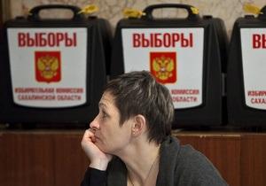 В ЦИК России поступило 68 жалоб на нарушения в ходе выборов в Госдуму