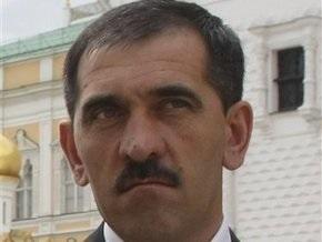 В Ингушетии убит организатор покушения на президента Евкурова
