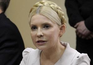 Тимошенко обвинила Киреева в открытом давлении на эксперта