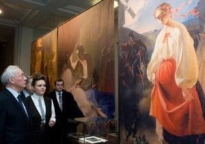 Правительство построит на Тарасовой горе крупный выставочный комплекс