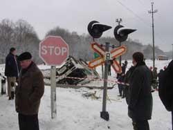 Семьи погибших в железнодорожной катастрофе под Тернополем получат помощь