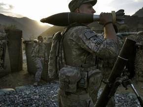 В Афганистане погибли восемь американских военных
