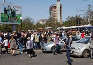 В Днепропетровске прогремел второй взрыв: семеро пострадавших