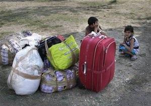Французские власти не намерены отказываться от решения по высылке цыган