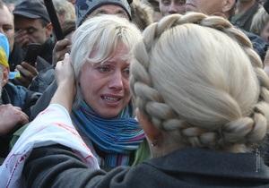 Батьківщина: Литвин сорвал встречу Тимошенко с предпринимателями