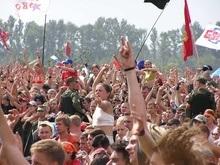 Рок-фестиваль Нашествие ожидает приезда 100 тысяч человек