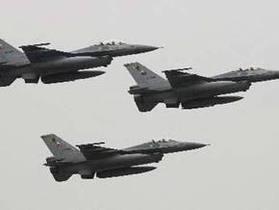 Самолеты ВВС Турции нанесли удар по базам курдских сепаратистов