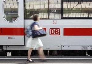 В перегревшихся немецких поездах пострадали несколько десятков пассажиров