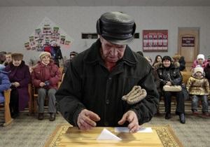 США не признают выборы в Беларуси соответствующими международным стандартам
