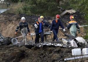 Для опознания четырех погибших в катастрофе Як-42 потребуется экспертиза ДНК