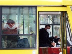 Во Львовской области гаишники штрафуют водителей без марлевых повязок