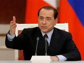 Берлускони сделал Обаме комплимент:  Он молодой, красивый и хорошо загорелый