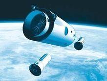 На орбите летает более тысячи единиц космического мусора