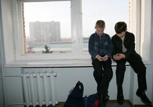 Завтра в Киеве из-за морозов закрываются все школы