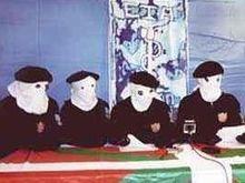Арестованные члены ЭТА готовили крупный теракт на севере Испании