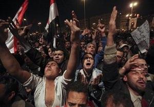 В Каире в ходе столкновений ранено более 300 человек