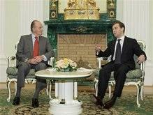 Медведев: Выход в 1/4 финала Евро-2008 - хорошее достижение