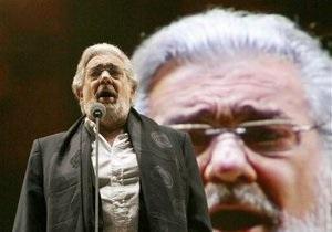 Из-за извержения вулкана Пласидо Доминго отменил концерт в Москве