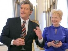 Богатырева заявила, что Ющенко может распустить Раду