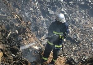 Названа причина катастрофы Ту-154 в Иране, унесшей жизни 168 человек