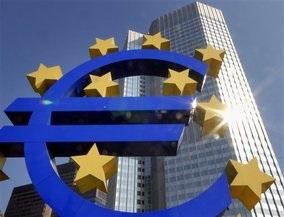 ВВП еврозоны падает