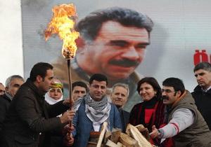 Это начало новой эры . Глава курдских сепаратистов призвал повстанцев сложить оружие и покинуть Турцию