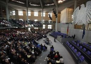 Первый тур президентский выборов в Германии не выявил победителя