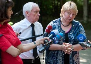 Медкомиссия: Реабилитация Тимошенко в больнице затянется еще минимум на месяц