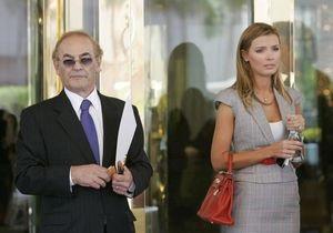 Бывшая Мисс Украина родила сына от 75-летнего мужа-миллиардера