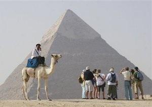 В Египте в районе пирамид Гиза произошел взрыв