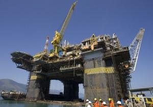 Лично скомандовал. Янукович запустил в эксплуатацию месторождение газа в Черном море