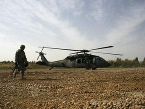 Во Франции разбился вертолет ВВС Италии