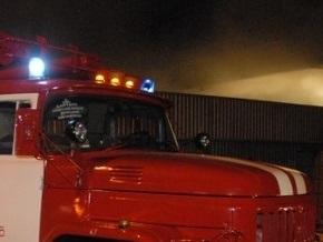 В Херсонской области в сгоревшей машине обнаружили труп водителя