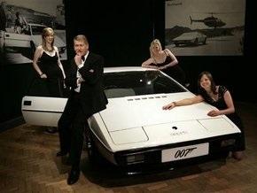 Автомобиль-амфибию Бонда выставят на аукцион