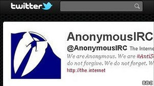 Хакеры из Anonymous объявили о взломе сети Stratfor