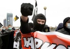 Российские националисты объединятся в партию