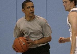 В день выборов Обама будет играть в баскетбол