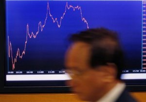 Азиатские акции подешевели на фоне новостей из Китая