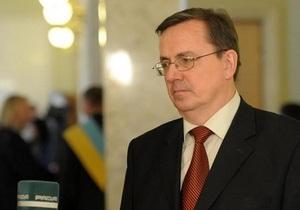 Депутат Карпук рассказал ГПУ, как его били регионалы, и попросил возбудить против них дело