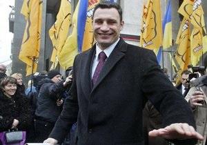Партия Кличко: Власть продолжает рихтовать закон о выборах под себя