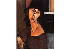 Картину Модильяни Портрет Жанны Эбютерн оценили в $35 млн