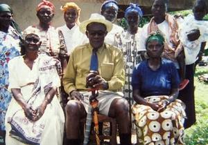 В Кении скончался известный многоженец, у которого было более 150 детей