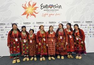 Сегодня в Баку состоится первый полуфинал Евровидения-2012