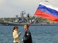 Die Welt: Черноморский флот России чествует себя сам