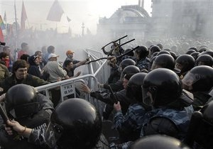 Российская оппозиция: Протестному движению исполнился год - Протесты - Россия