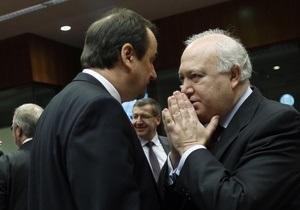 ЕС ввел санкции против белорусских судей и прокуроров