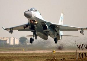 На Дальнем Востоке разбился истребитель, предназначавшийся на экспорт