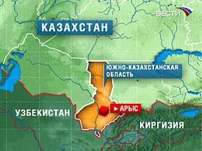 Пожар на военных складах в Казахстане: двое погибших, 16 раненых